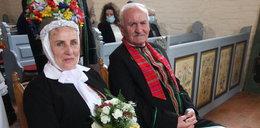 Państwo młodzi mają razem 160 lat! Nigdy nie jest za późno na ślub!