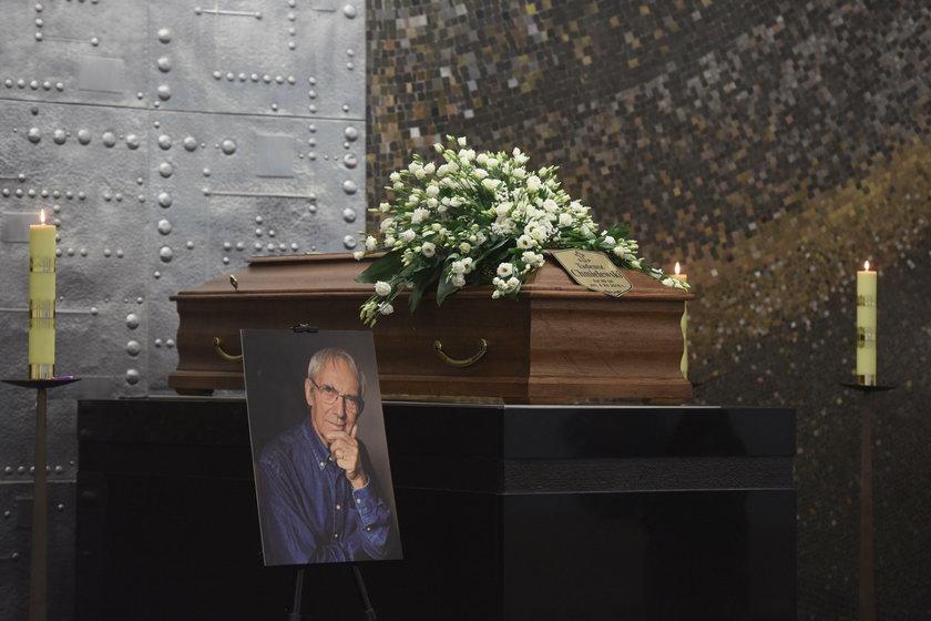 Pogrzeb Tadeusza Chmielewskiego