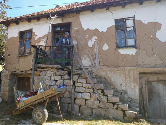Jovan Nikolić dobiće novu kuću