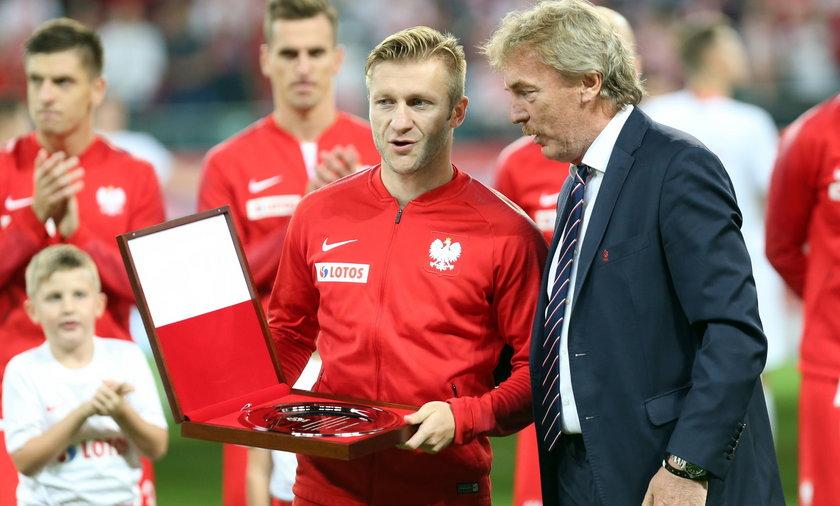 Zbigniew Boniek uważa, że Jakub Błaszczykowski powinien zakończyć karierę nie tylko w reprezentacji