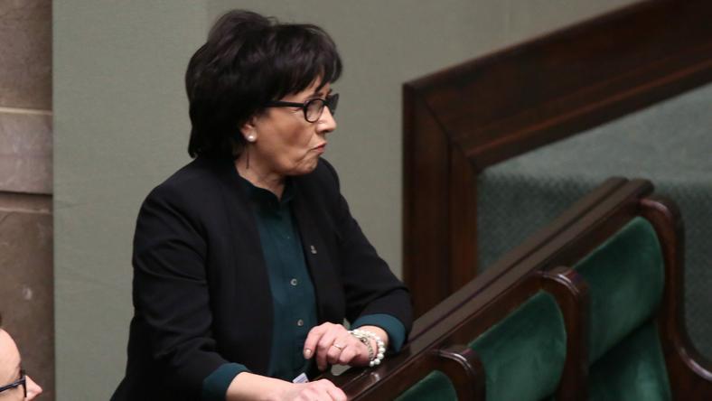 Szefowa gabinetu politycznego premier Beaty Szydło, Elżbieta Witek