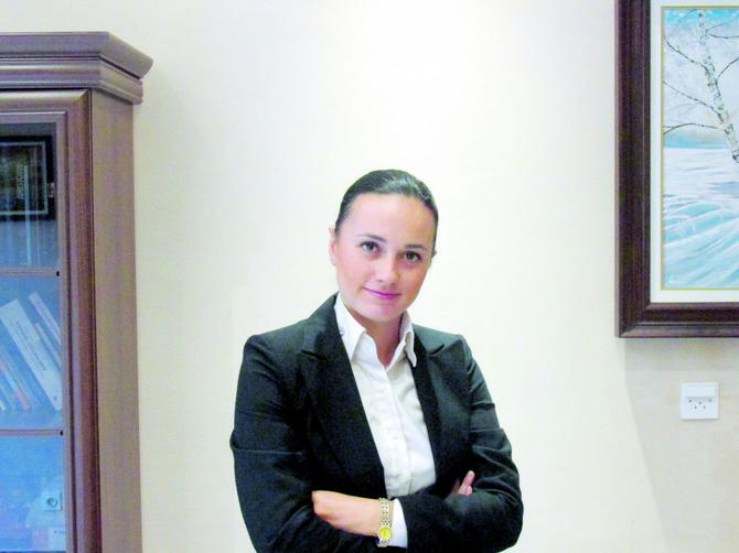 Irena Knežević, advokat