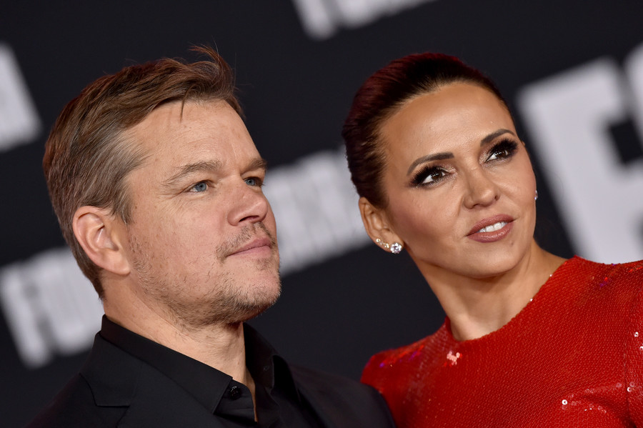 Matt Damon fot. Axelle/Bauer-Griffin / Contributor/ GettyImages