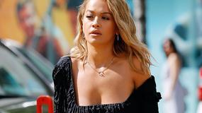 Zjawiskowa Rita Ora w Nowym Jorku