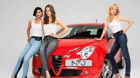 Alfa Romeo MiTo na ciele