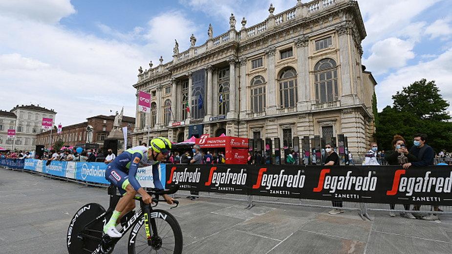 Pierwszy etap tegorocznego Giro