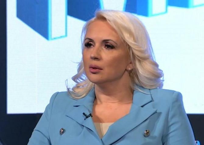 "Darija Kisić Tepavčević u emisiji ""Hit Tvit"""
