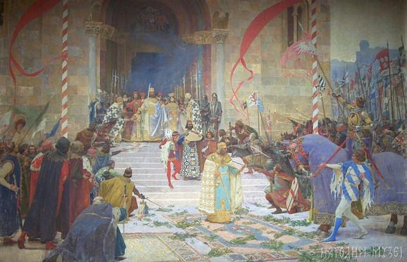 Slika Paje Jovanovića
