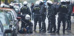 Zamieszki w Łodzi. Policja zatrzymała 29 osób