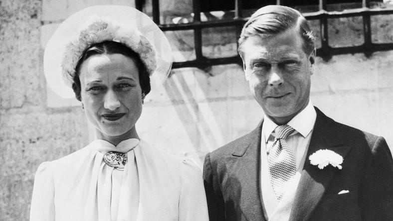 Wallis Simpson, Edward VIII