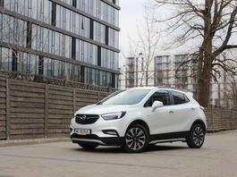 Opel Mokka X 1.4 Turbo A6 - witaj