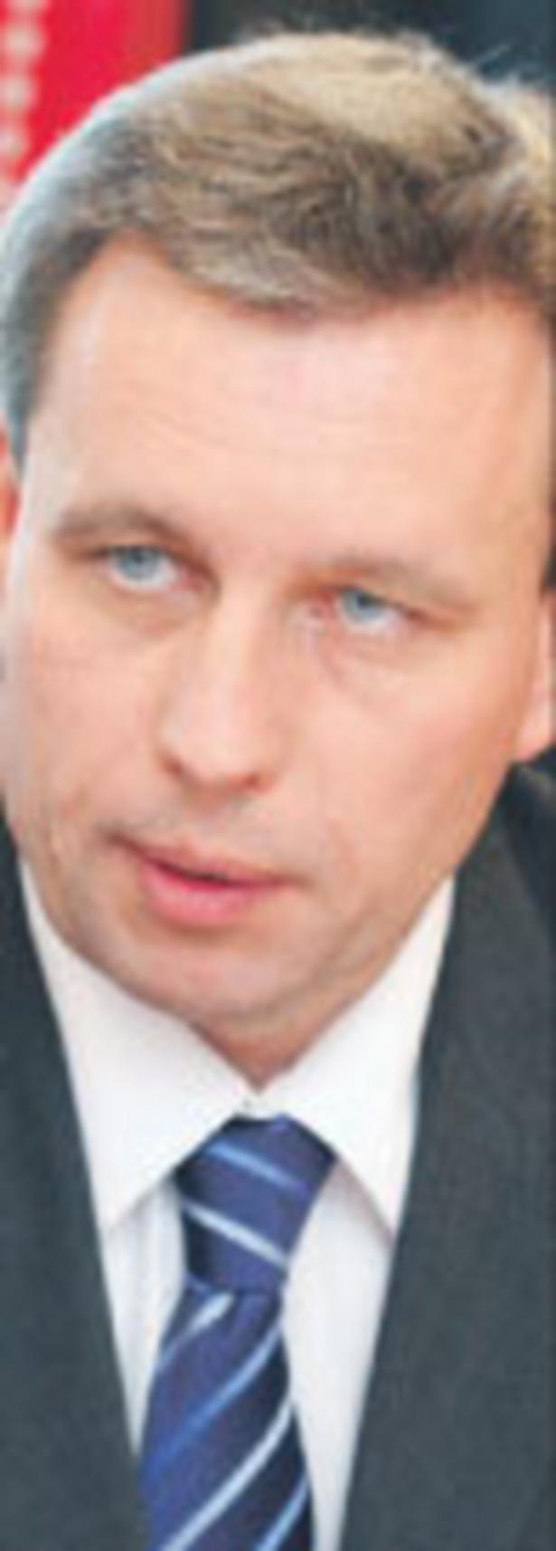 Andrzej Kaczmarek, doradca KPMG, były wiceminister gospodarki