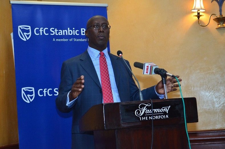 Mr Philip Odera, CEO, CfC Stanbic Bank.