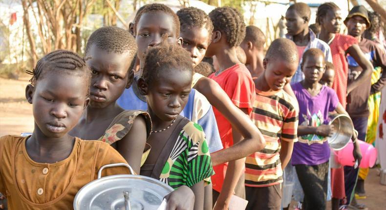 Famine in South Sudan