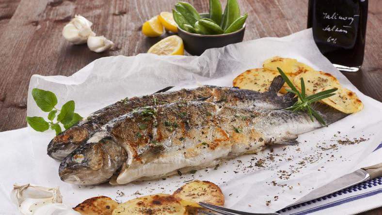 Pstrąg to najbardziej plastyczna ryba...
