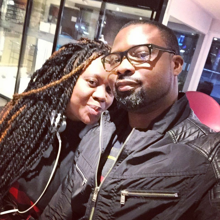 Check out cute message Stella Damasus received on her birthday from husband [Instagram/DanielAdeminokan]