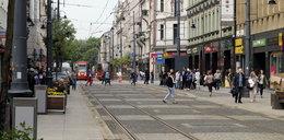 Katowice: ulica bubel do remontu