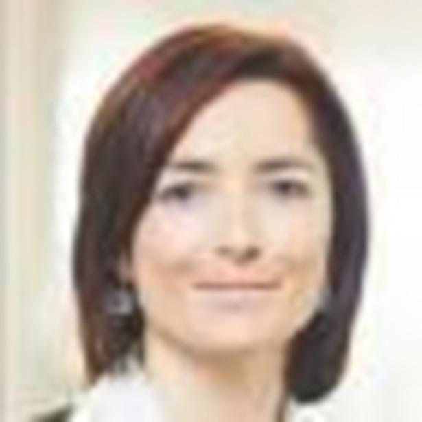 Agnieszka Stankiewicz z kancelarii Norton Rose Piotr Strawa i Wspólnicy Fot. archiwum