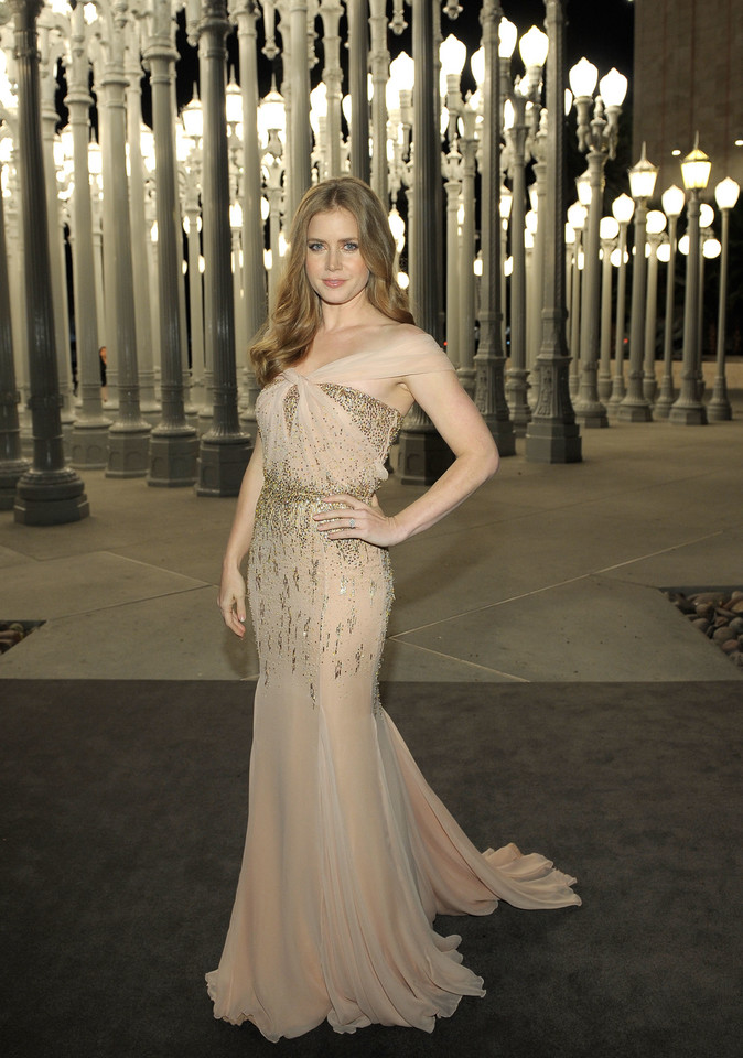 Amy Adams w 2011 roku