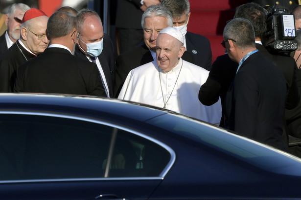 Papież z pielgrzymką na Węgrzech