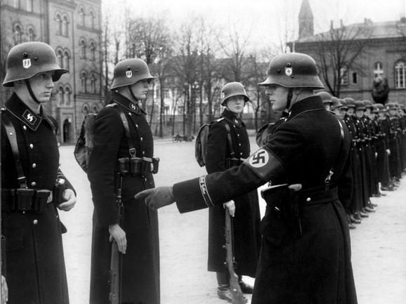 Bosove uniforme nosili su pripadnici SS odreda