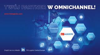 Logistyka kluczem do sukcesu strategii Omnichannel