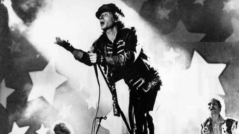 Scorpions zwyciężyli w zestawieniu Listy Przebojów Trójki z 5 czerwca 1982 roku
