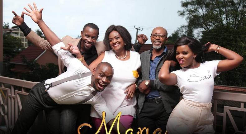 The Maria Cast