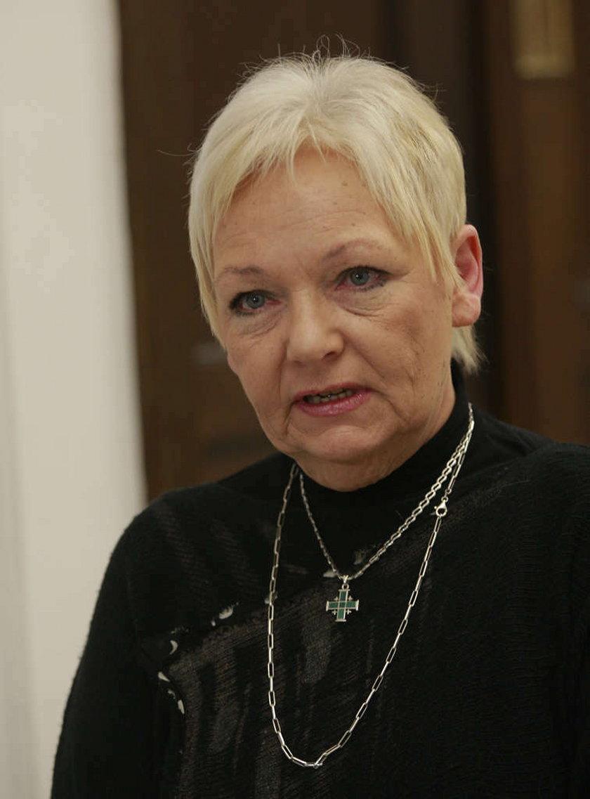 Posłanka Magdalena Kochan