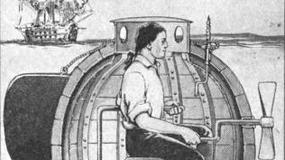 """Od """"Żówia"""" do """"Wilka morskiego"""" - jak zmieniały się okręty podwodne"""