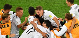 Fatalny błąd i Niemcy wygrali Puchar Konfederacji