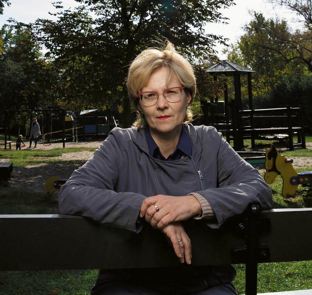 dr Agnieszka Dudzińska, socjolog z Uniwersytetu Warszawskiego