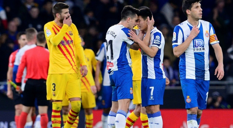 On the brink -- Chinese-owned Espanyol set to drop out of La Liga