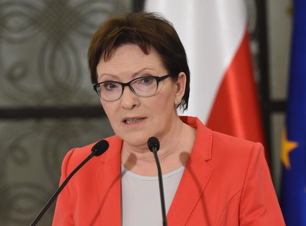 Premier Kopacz zachęca do wypowiadania pozytywnych opinii na temat Polski podczas wizyt zagranicznych