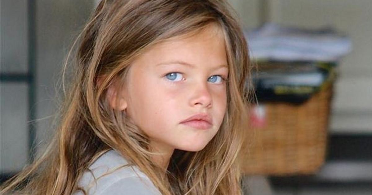 Thylane Blondeau. Jak wygląda teraz najpiękniejsza dziewczynka świata?