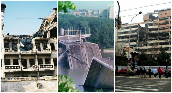 Bombardovanje 1999.