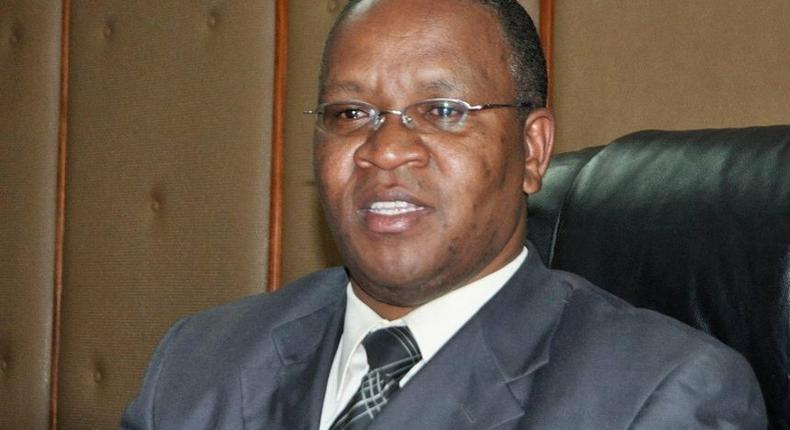 Interior Principal Secretary Karanja Kibicho