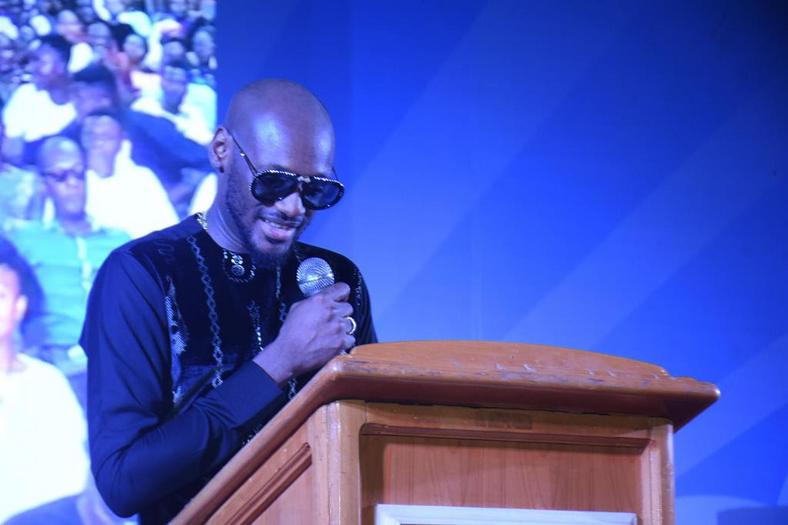 2Face Idibia receives award of Fellow of the School of Music at Obafemi Awolowo University [NowMuzik]
