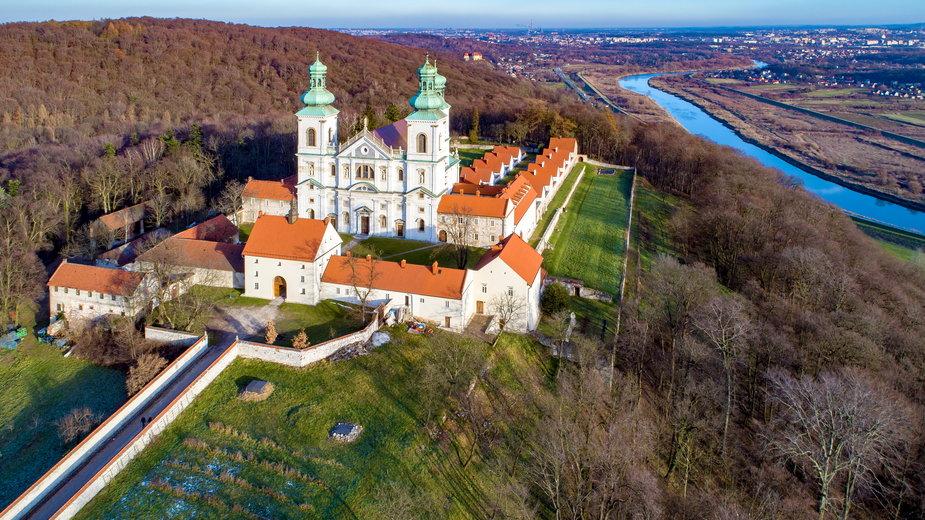 Klasztor kamedułów na Bielanach (Srebrna Góra), Kraków