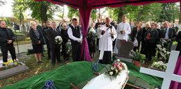Pogrzeb zamordowanej Klaudii. ZDJĘCIA