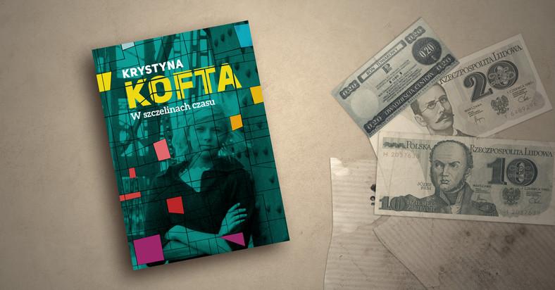 """Krystyna Kofta """"W szczelinach czasu"""""""