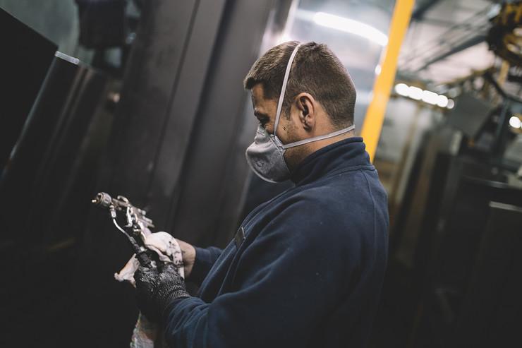 radnici industrija proizvodnja privreda