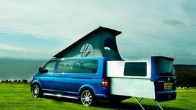 Volkswagen T5 Transporter z podwójnym tyłem