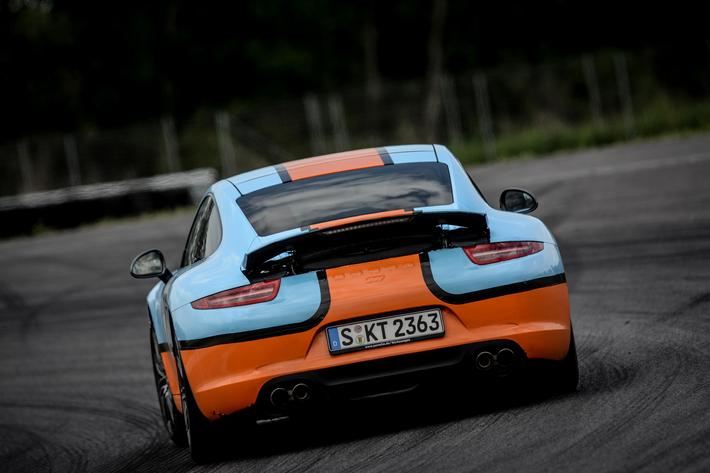 Porsche Track Day Estonia