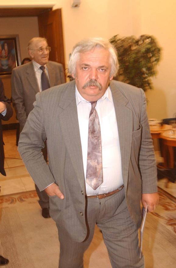 Šandor Pal u Skupštini Srbije