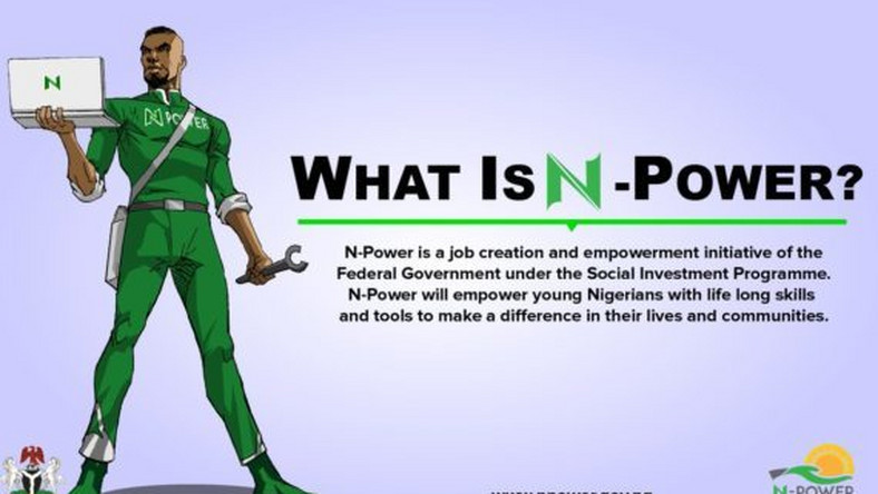 N-Power FG approves additional N4500 as 150K beneficiaries