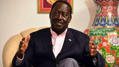 Raila speaks after Senate passed revenue sharing formula