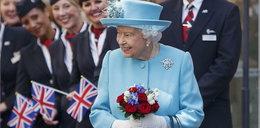 Paskudne zachowanie personelu królowej Elżbiety