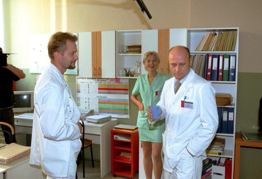 Małgorzata Foremniak, Artur Żmijewski, Krzysztof Pieczyński