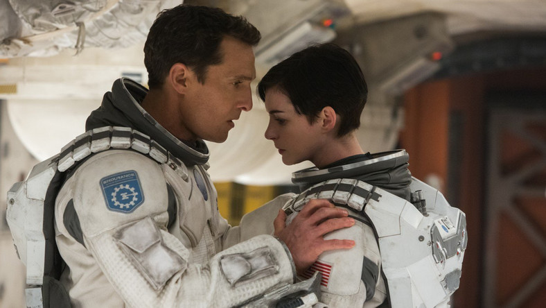 """Interstellar"" - kadr z filmu"